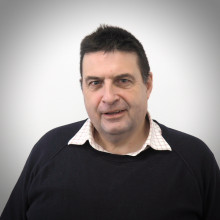 Photo of Stephen Fleming, ISSEE Finance Director