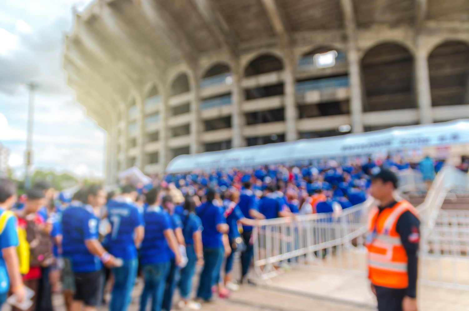 stadium security consultancy